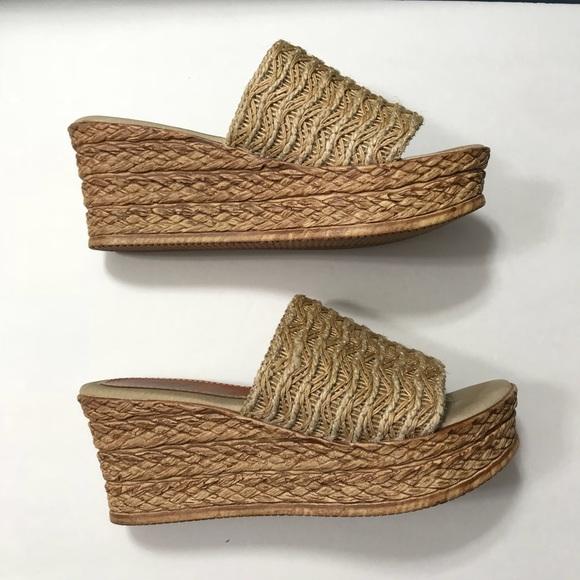 56eabca30d0 Sbicca Cabana 6 sandal natural size 6. M 5b1c66020cb5aaac6b18801d